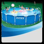 בריכת INTEX